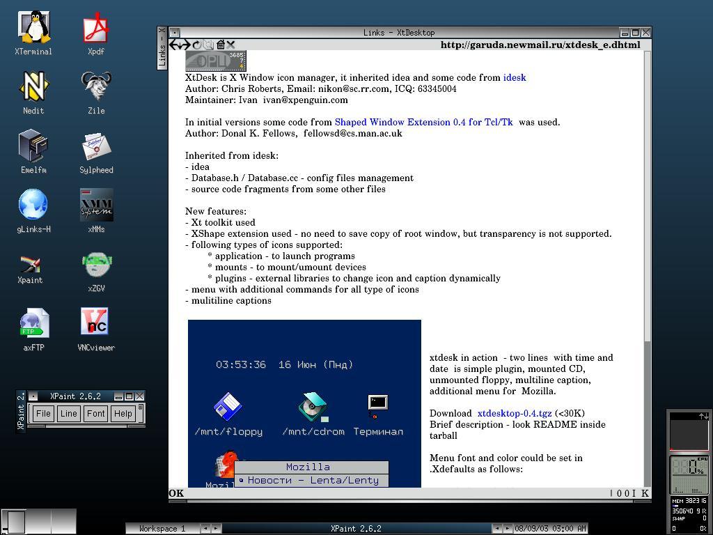 : Put the fun back into computing. Use Linux