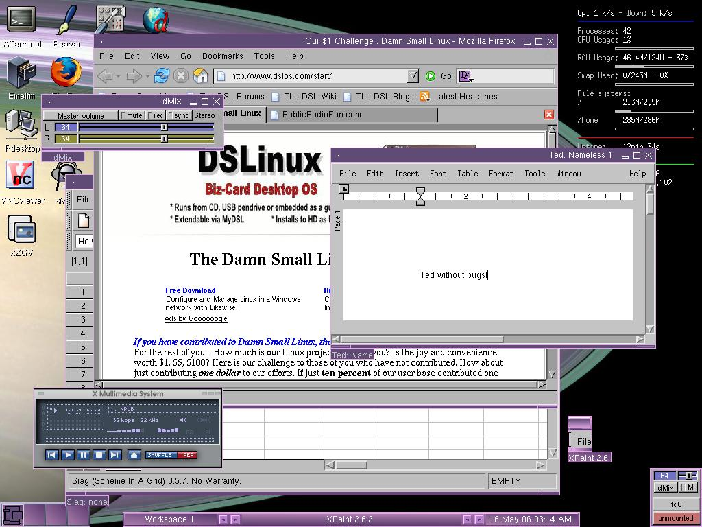 download damn small linux iso