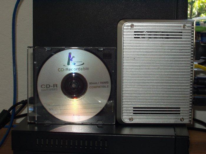 small linux machine